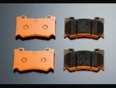 2010-2011 Nissan 370Z Brake Pads Front pads OEM - Nissan (D1060-1EA01)