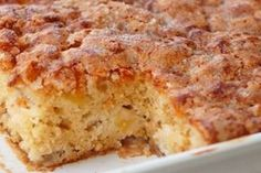 breakfast or dessert? Food Cakes, Apple Desserts, Easy Desserts, Brookies Recipe, Apple Crisp Recipes, Best Oatmeal, Thanksgiving, Protein Foods, Vegan Recipes Easy