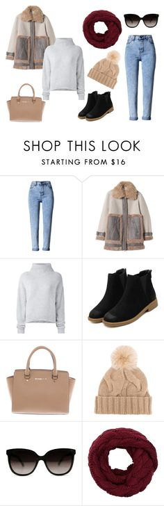 """untitled #142"" by llondonslove on Polyvore featuring moda, WithChic, Le Kasha, Michael Kors i Loro Piana"