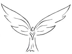 tribal angel tattoos new tribal angel wings new tribal angel tattoo ...