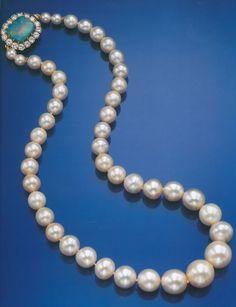 Marie Antoinette's pearls