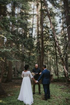 Impossibly Mount Rainier National Park Elopement Wedding Ring Handnature Inspired