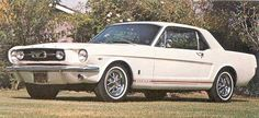 1966 Mustang GT Coupe