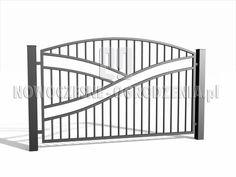House Fence Design, Fence Gate Design, Steel Gate Design, House Ceiling Design, Main Gate Design, Door Design, Metal Driveway Gates, Iron Garden Gates, Metal Gates