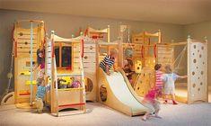 Indoor Playsets By Cedar Works  Wish List!