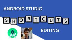 8 Essential Android Studio Shortcuts for Code Editing Android Video, Android Studio, Android Developer, Keyboard Shortcuts, Coding, Videos, Video Clip, Programming
