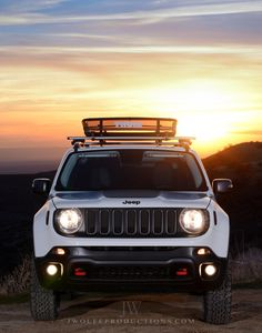 Jeep renegade trailhawk  Photo: jwolfeproductions.com
