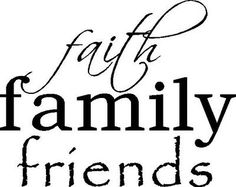 Love my family and friends and all that is in my life!!!!