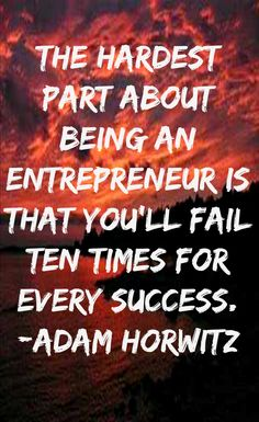 Entrepreneur quotes help to inspire our company when a task gets tough. To learn more about our company, click on pin.