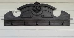 MyRepurposedLife-china-cabinet-pediment-repurposed-coat-rack