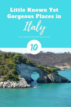 Any first time visitor to Italy dreams of traveling to the famous and magnificent cultural hubs where you could spend your entire vacation in, such as Rome, Florence Venice, and Naples. But the lesser known places; the towns and villages that you'd likely pass by throughout your itinerary – those are the places that give you the real feel of Italy.