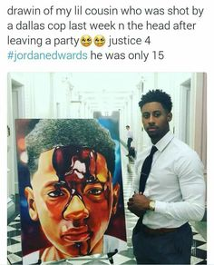 Heartbreaking look at our troubled reality.my heart hurts because of this madness Black Pride, Dope Art, Faith In Humanity, Black Power, Black People, Black Is Beautiful, Black Girl Magic, Black Art, Black History