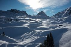 On prend son snow et ses skis direction La Plagne ! #ski #Savoie
