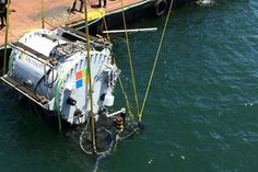 Microsoft is experimenting with underwater data centers | The Verge