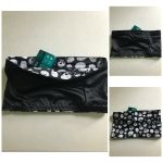 Reversible Pump Band Pirate/Black new reversible insulin pump bands 2 bands in one