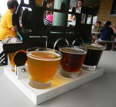 Filling Station Micro Brewery, Traverse City, MI