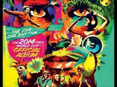 """Ricky Martin - Vida (Official Audio) (2014 Brasil FIFA World Cup Song) For sports yeah:.) Go U.S.A. winner of this track """"vida."""" :.)"""