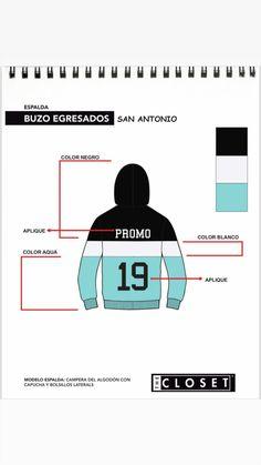 Campera egresados Senior Jackets, Senior Shirts, Sporty Look, 21st, Names, School, Outfits, Men's, Templates