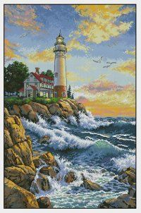 10 lighthouses
