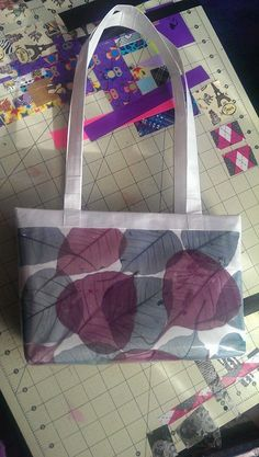 Fall leaves purse  duct tape purse  duck tape by theducktapediva, $30.00
