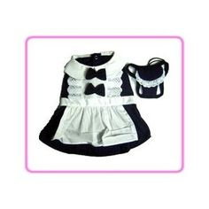 Puppe Love French Maid Dog Costume (walmart)
