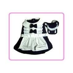 Puppe Love French Maid Dog Costume (walmart)