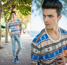 #fashion #mensfashion #menswear #mensstyle #style #outfit #ootd #aztec
