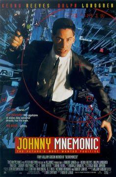 Poster zum Film: Vernetzt - Johnny Mnemonic