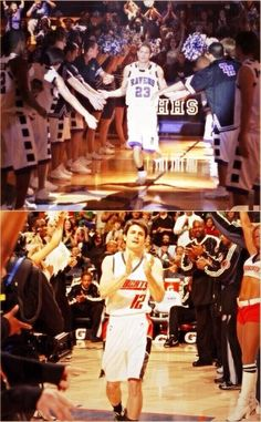 Nathan Scott high school basketball to the NBA Lucas And Peyton, Nathan Haley, Nathan Scott, One Tree Hill, Movies Showing, Movies And Tv Shows, People Always Leave, William Moseley, James Lafferty