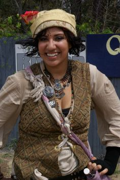 Bay Area Renaissance Fair: Gypsy