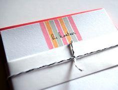 My Paper Secret: Stationery sets