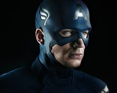 "captain america the winter soldier chris evans photos | ... : New portrait of Chris Evans - ""Captain America: The Winter Soldier"