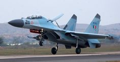 Army and Weapons | Deadly Sukhoi Su-30  | The  Sukhoi Su-30 (NATO reporting name Flanker-C) is a twin-engine, two-seat  military aircraft de...