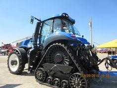 New Holland SmartTrax New Holland, Farming, Monster Trucks