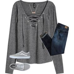 Untitled #228 by kiahgates on Polyvore featuring polyvore, fashion, style, H&M, American Eagle Outfitters, Vans, Vera Bradley and clothing