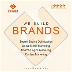 Hey! Are You struggling to Build Your Brand. We Know it's an Hard Part for Any Business. We Have Precise & Systematic Approach That Helps You create Your Brand Presence in Front of Your Customers.  Dbuzzz:- Be where, The World is Going..  Web Design | SEO | Social Media Marketing Call Now:- +91-9569370087 Online Marketing Strategies, Content Marketing, Social Media Marketing, Creating A Business Plan, Business Planning, Best Digital Marketing Company, Reputation Management, Search Engine Marketing, Build Your Brand