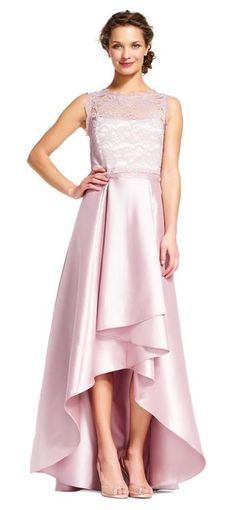 Get Glamorous High-Low Dresses At Couture Candy - Look Glamorous with this high-low evening dress by Jovani. Taking off with a strapless sweetheart neckline, this lace gown then finishes with a thigh-high in down to a brush train in back. For any query feel free to contact us (855) 531-3811 or log on https://www.couturecandy.com/dresses/shop-by-style/high-low-dresses/