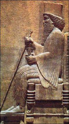 History of Iran    Darius The Great  Darius I, Darrioush in Persian, also known as Darayarahush