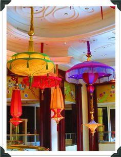 The Wynn hotel Las Vegas, Parasol bar