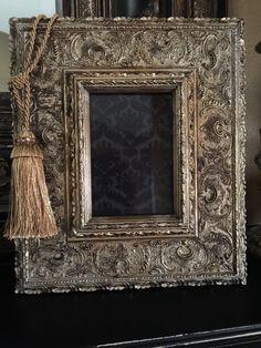 tassel on frame