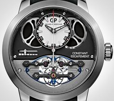 Girard-Perregaux Introduces New Watch With True Constant Force Escapement