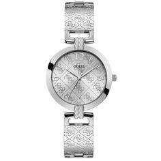 Guess g Luxe Womens Analog Quartz Watch with Stainless Steel Bracelet - Wrist Watch - Ideas of Wrist Watch - Guess g Luxe Womens Analog Quartz Watch with Stainless Steel Bracelet Price : Armband Rosegold, Gold Armband, Bangle Bracelets, Bracelet Watch, Bangles, Accessoires Samsung, Apple Watch Band, Silver Logo, Elegant Watches