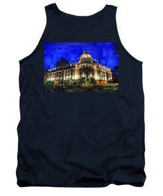 Tank Top - Le Negresco Hotel In Nice France