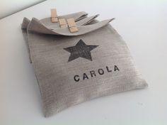 Bolsas de caramelos con nombre personalizado de SweetCo.