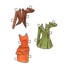 final fashion » paper dolls ❤ liked on Polyvore featuring paper dolls and sketches