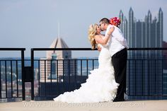 Pittsburgh Wedding- Mount Washington- Caren and Doug @Eternity Fine Portraits