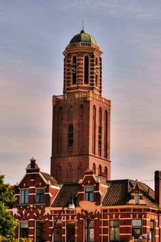 Peperbus Zwolle (Overijssel Nederland) van Tom de Baets