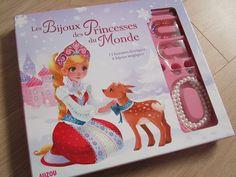 Céline Lamour-Crochet: Les bijoux des princesses du monde