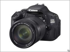 Canon Rebel T3i. This is my dream camera. For a Picture Freak like me, this would be heaven!