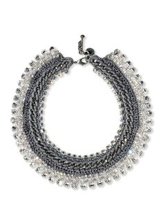 Venessa Arizaga necklaceCollection.This necklace will add elegance to your ocassion.